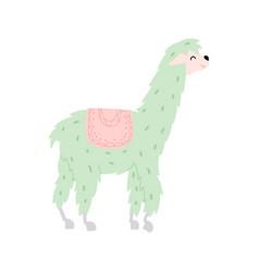 Llama vector