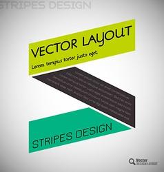 Simple Design vector image