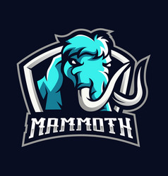 Mammoth sport logo vector