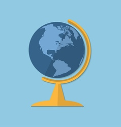 globe vector image vector image