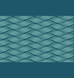 Abstract blue gray twisty wavy background vector
