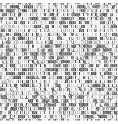 abstract seamless mosaic with squares vector image
