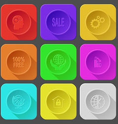 human brain sale gears 100 free protection world vector image
