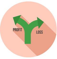 Profit loss vector