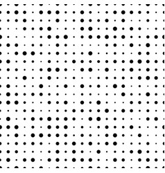 Seamless pattern with small polka dot pattern vector