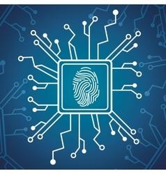 Surveillance security system vector