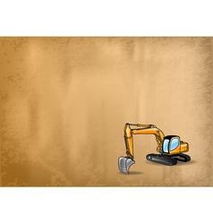 old paper background bagr vector image vector image