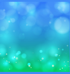 Abstract background with the image of bokeh vector
