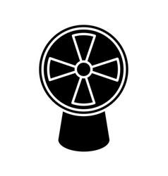 air fan ventilation vector image