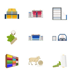 Machine equipment lift and other web icon in vector
