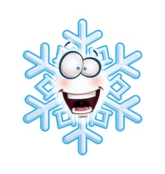 Snowflake Head HA vector