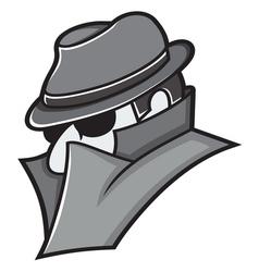 Spy icon2 vector image vector image