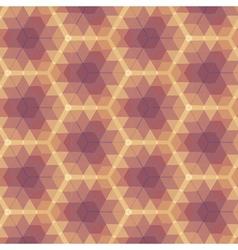 beige violet geometric pattern 5 vector image