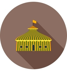 Circus Tent II vector