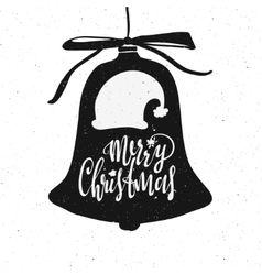 Greeting cards with Christmas and new year vector image