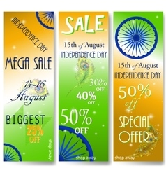 Sale special discount offer for Indian vector image