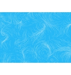 Seamless winter pattern vector