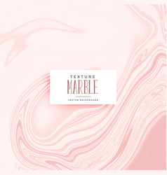 soft smooth pink liquid marble texture vector image