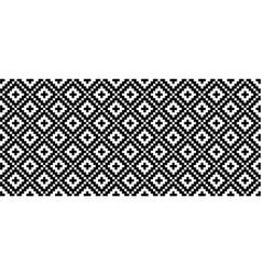 Tribal ethnic aztec style vector