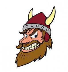 viking vector image