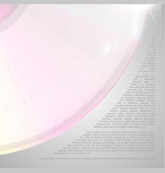 Cddvd on white background vector