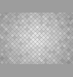 Tiled background in gray tones vector
