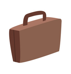 Suitcase luggage travel equipment image vector