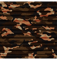 Burlap Camouflage Texture vector