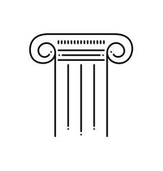 Pillar vector