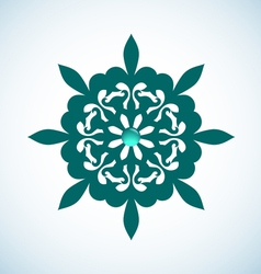 Snowflake Element vector