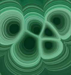 malachite vector image vector image