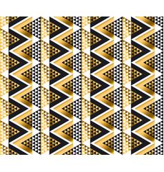 modern geometry american indian tribal seamless vector image vector image