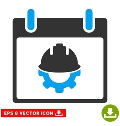 Development Calendar Day Eps Icon vector