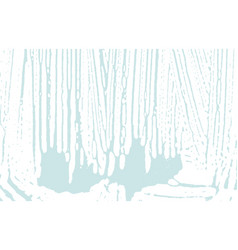 Grunge texture distress blue rough trace bold ba vector