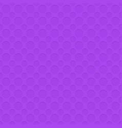 Purple seamless cutout circle pattern texture vector