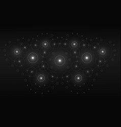machine-black-03 vector image