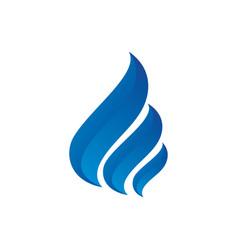 Abstract swirl business logo image image vector