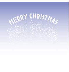 Christmas greeting picture - background with vector