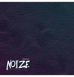 Digital Noize Glitch Lines Background vector