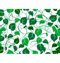 Nature pattern vector