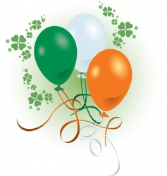 Saint Patrick's day celebration vector image