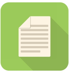 Articles icon vector image
