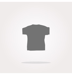 T-shirt Icon T-shirt Icon Picture T-shirt vector image