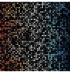 Abstract colorful background Color Circle vector image