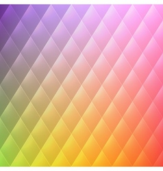 abstract rhombus background vector image