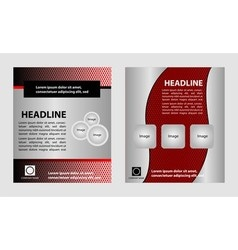 Brochure Template EPS10 Design vector