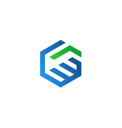 Shake hand logo vector