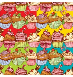 cake seam 2 380 vector image