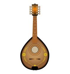 stringed instrument Mandalina vector image