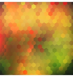 Abstract mozaic colorful background vector image vector image